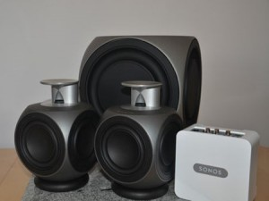 sonos how to connect a speaker