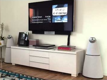 Use an older music system with Beovision Avant, 11, 14 or Horizon via a simple cable